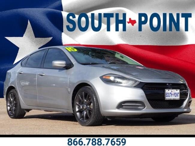 Used 2015 Dodge Dart SE Sedan in Austin, TX