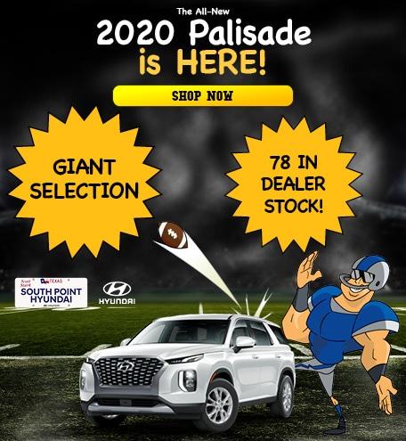 September 2020 Hyundai Palisade