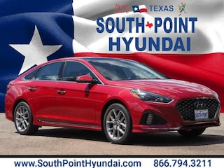 New 2018 Hyundai Sonata 2.0T Sedan in Austin, TX