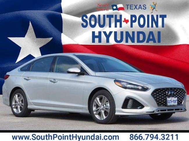 New 2018 Hyundai Sonata Limited Sedan in Austin, TX