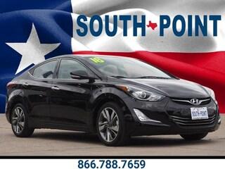 2016 Hyundai Elantra Limited Sedan in Austin, TX
