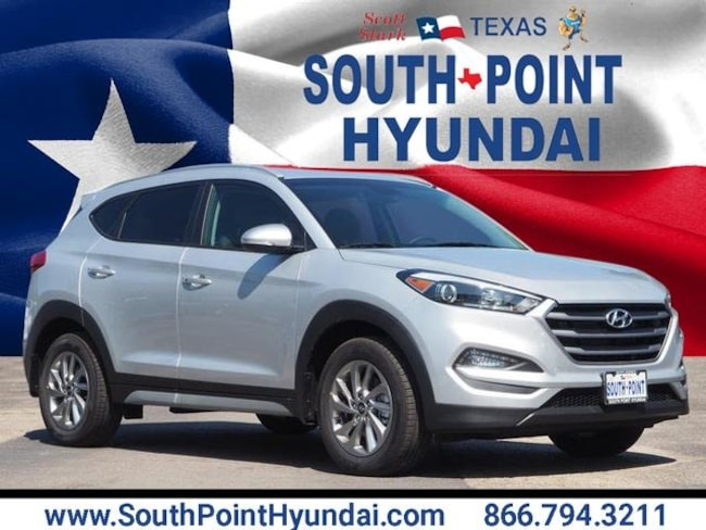 New 2018 Hyundai Tucson SEL Plus SUV in Austin, TX