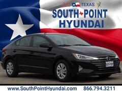 New 2020 Hyundai Elantra SE Sedan in Austin, TX