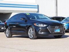 Used 2017 Hyundai Elantra Limited Sedan in Austin, TX