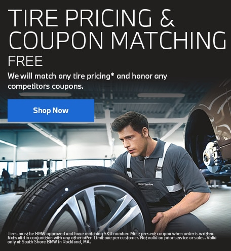 FREE TIRE PRICING & COUPON MATCHING