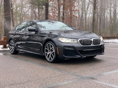 New 2021 BMW 530i xDrive Sedan in Rockland, MA