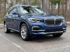 New 2021 BMW X5 xDrive40i SAV in Rockland, MA