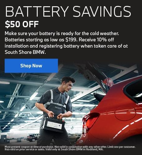 Battery Savings