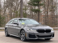 New 2021 BMW 530i xDrive Sedan in Norwood, MA
