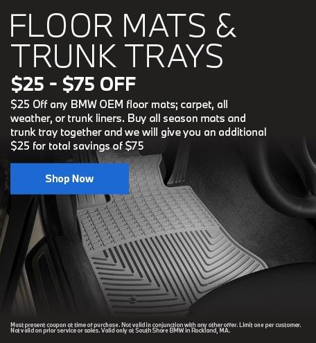 Floor Mats & Trunk Trays