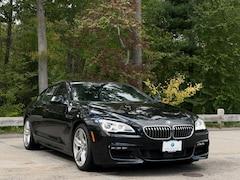 2018 BMW 640i xDrive Gran Coupe