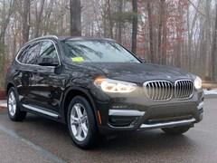 New 2021 BMW X3 xDrive30i SAV in Rockland, MA