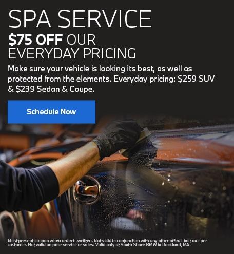 Spa Service