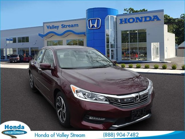 Used 2016 Honda Accord EX w/Honda Sensing Sedan in Valley Stream