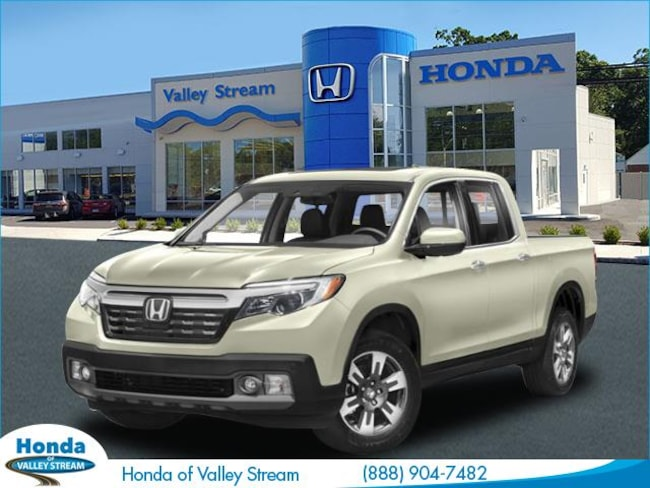 New 2019 Honda Ridgeline RTL-E AWD Truck Crew Cab in Valley Stream, NY