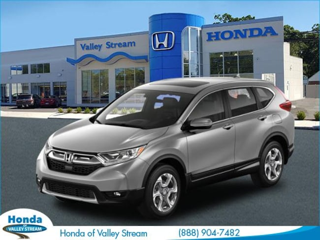 New 2019 Honda CR-V EX AWD SUV in Valley Stream, NY
