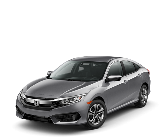 2018 Civic Sedan Continuously Variable Transmission LX Featured Special  Lease