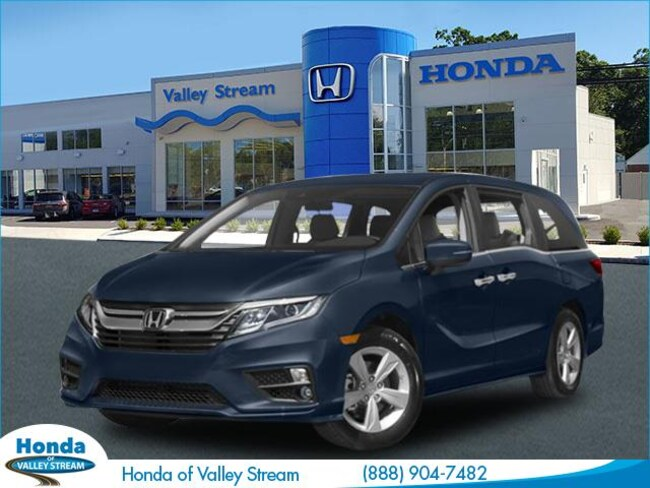 New 2019 Honda Odyssey EX Van in Valley Stream, NY