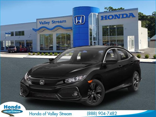 New 2019 Honda Civic EX Hatchback in Valley Stream, NY