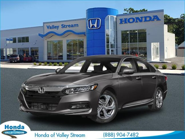 New 2019 Honda Accord EX-L Sedan in Valley Stream, NY