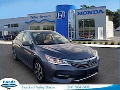 Certified  2016 Honda Accord EX Sedan in Valley Stream
