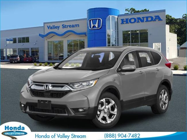 New 2019 Honda CR-V EX-L AWD SUV in Valley Stream, NY