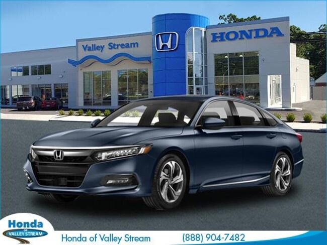 New 2018 Honda Accord EX Sedan in Valley Stream, NY