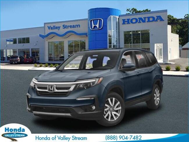 New 2019 Honda Pilot EX-L AWD SUV in Valley Stream, NY