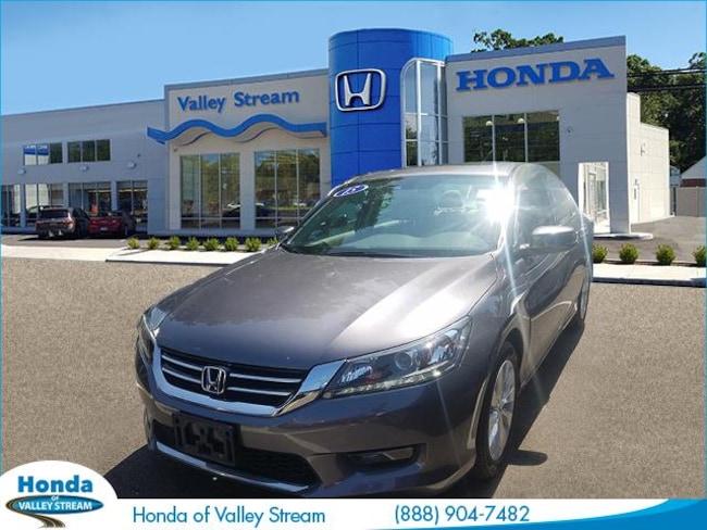 Used 2015 Honda Accord EX-L V-6 Sedan in Valley Stream