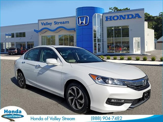 Used 2016 Honda Accord EX Sedan in Valley Stream