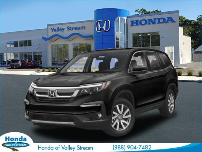 New 2019 Honda Pilot EX-L AWD SUV in Valley Stream, NY