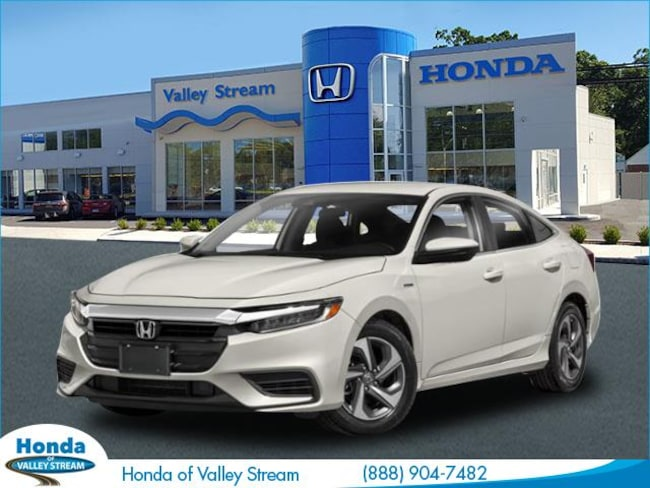 New 2019 Honda Insight EX Sedan in Valley Stream, NY