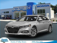 New 2018 Honda Accord Hybrid EX-L Sedan in Valley Stream