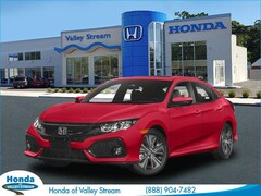 New 2018 Honda Civic EX Hatchback in Valley Stream