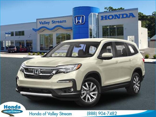 New 2019 Honda Pilot EX AWD SUV in Valley Stream, NY