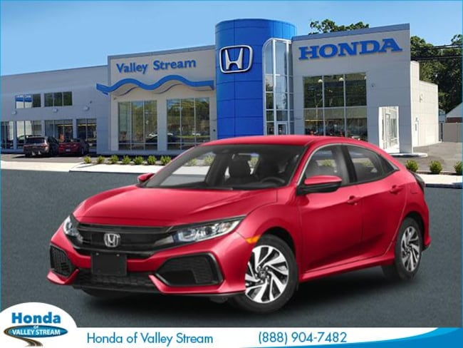 New 2019 Honda Civic LX Hatchback in Valley Stream, NY