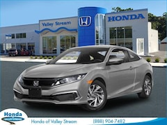 New 2019 Honda Civic LX Coupe in Valley Stream