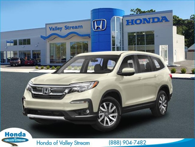 New 2019 Honda Pilot EX AWD SUV in Valley Stream, NY