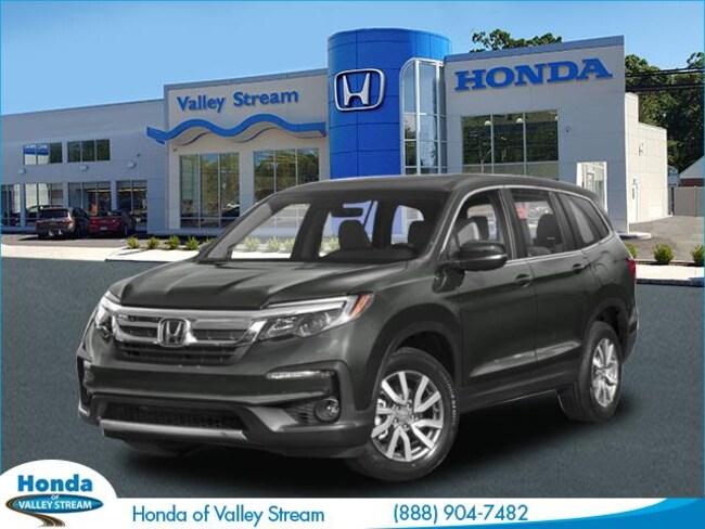New 2019 Honda Pilot EX-L w/Navi & RES AWD SUV in Valley Stream, NY