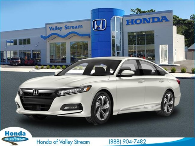New 2018 Honda Accord EX Sedan in Valley Stream, NY