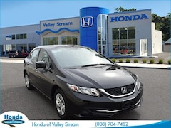 Used 2015 Honda Civic LX Sedan in Valley Stream