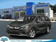 New 2019 Honda Odyssey EX-L w/Navigation & RES Van in Valley Stream