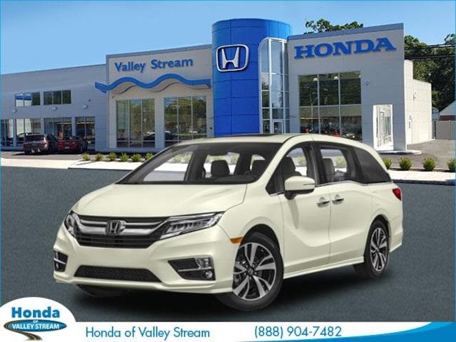 New 2019 Honda Odyssey Elite Van in Valley Stream, NY