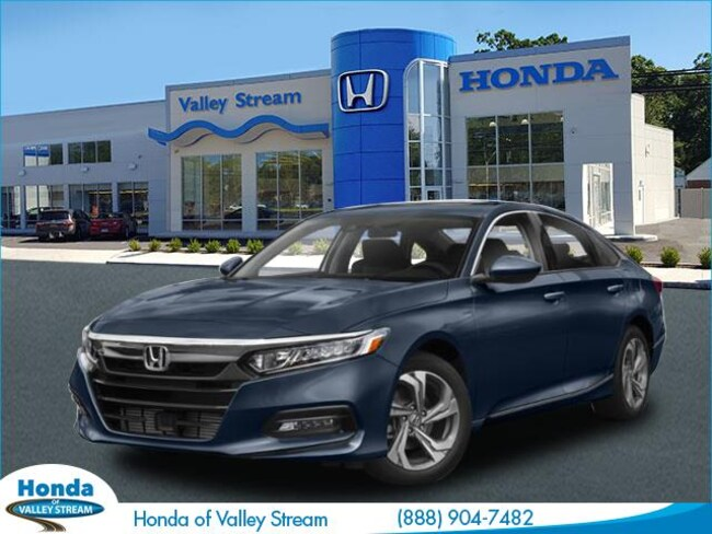 New 2019 Honda Accord EX Sedan in Valley Stream, NY
