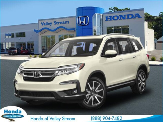New 2019 Honda Pilot Elite AWD SUV in Valley Stream, NY