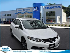 Used 2015 Honda Civic EX Sedan in Valley Stream