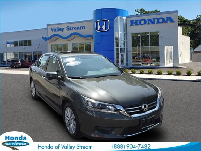 Used 2015 Honda Accord EX Sedan for sale in Valley Stream