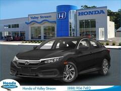 New 2018 Honda Civic EX Sedan in Valley Stream