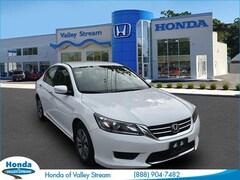 Used 2015 Honda Accord LX Sedan in Valley Stream