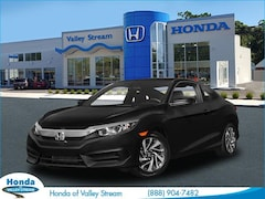 New 2018 Honda Civic LX-P Coupe in Valley Stream